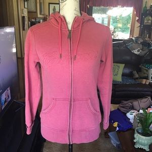 Women's Carhartt size XS zip up jacket